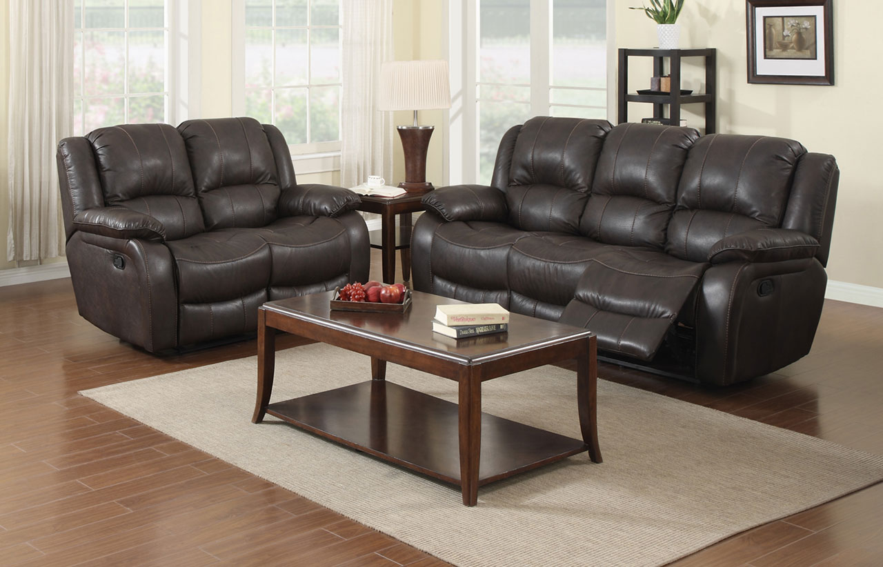 Leather Look Sofas - All Sofas & Collections - Furniture