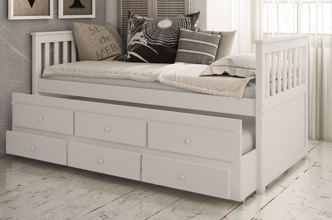 Flos Day Bed 3 White