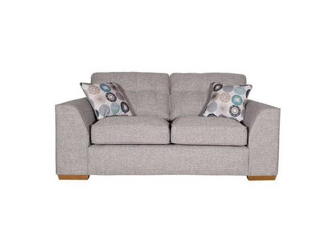 Phenomenal Kennedy 2 Seater Fabric Sofa Bed Gamerscity Chair Design For Home Gamerscityorg